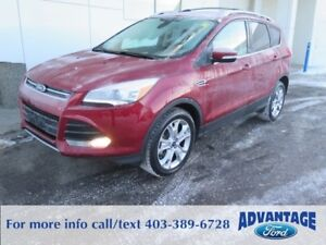 2015 Ford Escape Titanium One Owner - No Accidents - 4WD