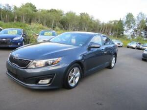 BEST DEAL FOR 2015 Kia Optima LX 79$ WEEKLY! GREAT CAR!