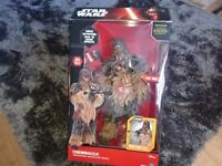 Interactive Chewbacca and Kylo Ren £35 each