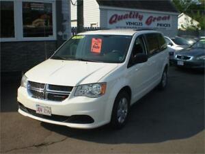 2012 Dodge Grand Caravan Stow N Go