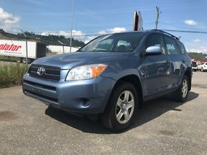 2008 TOYOTA RAV4 4X4 LOW KILOMETERS