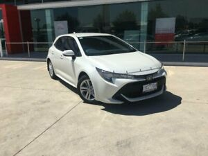 2018 Toyota Corolla Mzea12R Ascent Sport Crystal Pearl Continuous Variable Hatchback Kilmore Mitchell Area Preview