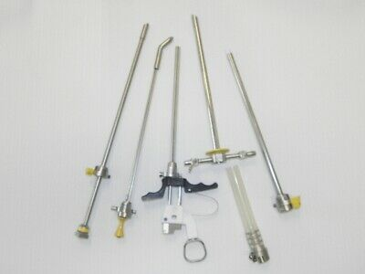 Acmi 6 Piece Resectoscope Set A4
