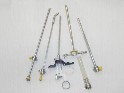 Acmi 6 Piece Resectoscope Set A4