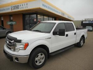 2010 Ford F-150 XLT 4x4 SuperCrew Cab 6.5 ft. box 157 in. WB