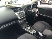 2008 Mazda 6 GH Classic Silver 5 Speed Auto Activematic Sedan Broadmeadow Newcastle Area Preview
