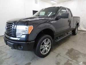"2014 FORD F-150 STX SUPERCAB 4WD (107,000 KM, MAGS 20"", FULL!!!)"