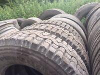235 - 75 - 17.5 New Truck Tyres