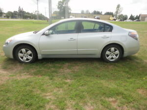 2008 Nissan Altima CLOTH Sedan