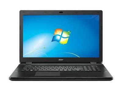"Acer 15.6"" Intel Core i3 2.3GHz 4GB Ram 128GB SSD Windows 7 Pro | TMP259-M-3383"