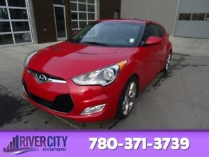 2012 Hyundai Veloster TECH PACKAGE Leather,  Heated Seats,  Pano