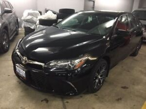 2017 Toyota Camry XSE -Lease take over