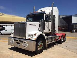 2012 WESTERN STAR 4800FX CONSTELLATION SERVICE HISTORY AVAILABLE Milperra Bankstown Area Preview