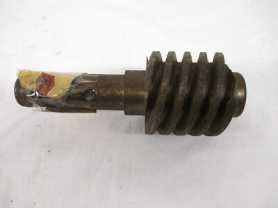 Minneapolis Moline Worm Gear For 445 5 Star 10a6294