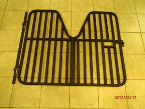 Custom Stall Gates With Hardware