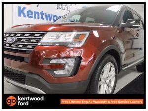 2016 Ford Explorer XLT, NAV, sunroof, power liftgate, back up ca