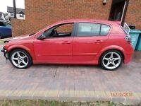 Vauxhall Astra 1.7TDCi SRi (Sport) (Spares or Repair)