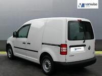 2014 Volkswagen Caddy C20 TDI STARTLINE Diesel white Manual