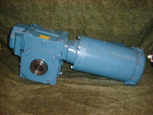 Electra-Gear 2 HP Gearmotor - 20:1 Ratio - (22408-BPR8)