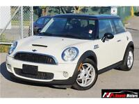 2009 MINI Cooper S Panoramic Sunroof Paddle Shift No Accident