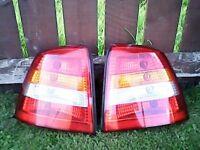 vauxhall astra g rear lights