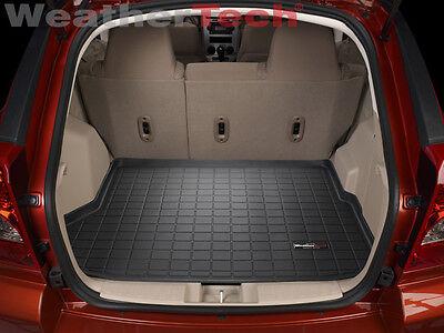 WeatherTech Cargo Liner Trunk Mat for Dodge Caliber - 2007-2012 - Black ()