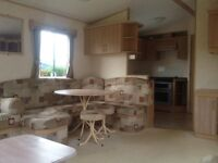 cheap 3 bed 36x12 on Talacre Beach 5* park i north wales Quick sale needed