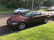 2004 BMW 645Ci Burgundy Sports Automatic Coupe Erina Gosford Area Preview