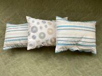 3 x M&S Cushions