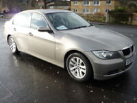 BMW 3 SERIES 318i 2.0i 16V 130BHP SE **Full Service History** (bronze) 2007