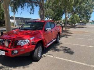 2016 Mitsubishi Triton MQ GLS 4X4 Klemzig Port Adelaide Area Preview