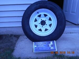 Brand new spare tire and bracket for Sale