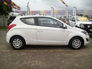 2012 Hyundai i20 PB MY12.5 Active 6 Speed Manual Hatchback Evanston South Gawler Area Preview