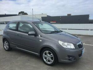 2009 Holden Barina Grey Automatic Hatchback Mount Eliza Mornington Peninsula Preview