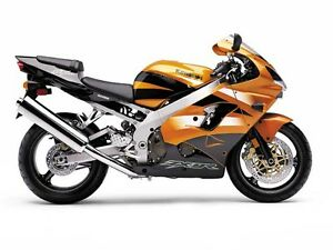 Limited Edition Kawasaki ZX9R