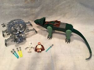 Lego Star Wars sets 7255 and 7256