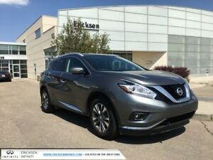 2015 Nissan Murano SL/ALL WHEEL DRIVE/NAVIGATION/BLIND SPOT