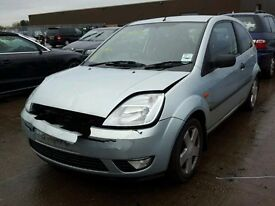 2003 ford fiesta spares or repair (starts and drives)