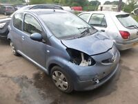 TOYOTA AYGO - YB08YJD - DIRECT FROM INS CO
