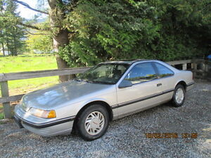 1990 Ford Thunderbird Coupe (2 door)