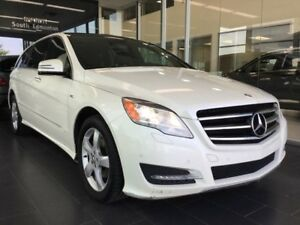 2012 Mercedes-Benz R-Class R 350 BlueTEC, NAVI, AWD, ACCIDENT FR