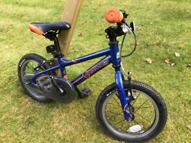 CARRERA COSMOS 14 inch wheel size, Children's bike for ages 3-6, Great condition, in Moseley