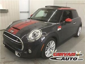 MINI Cooper Hardtop S Cuir Toit Ouvrant MAGS 2015
