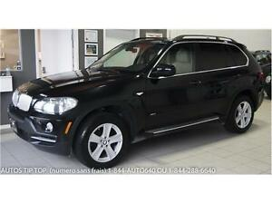 2007 BMW X5 4.8***7 PASSAGERS***148000 KMS ****NAVIGATION***