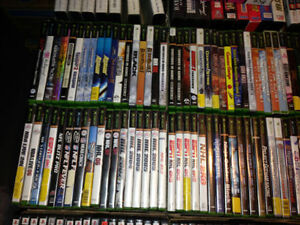 LOTS OF ORIGINAL XBOX GAMES FOR SALE