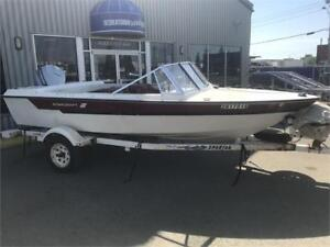 Starcraft American 15 Boat Package