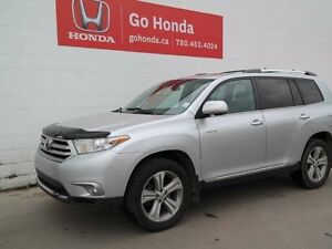 2013 Toyota Highlander LIMITED, NAVI, AC, LEATHER, SUNROOF
