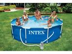 Intex metalen frame zwembad incl. filterpomp | Frame Pool