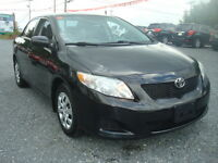 2010 Toyota Corolla $39 WEEKLY Sedan