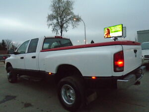 2003 Dodge Power Ram 3500HD-4X4--DUALLY--5.9L i6 CUMMIS DIESEL Edmonton Edmonton Area image 7